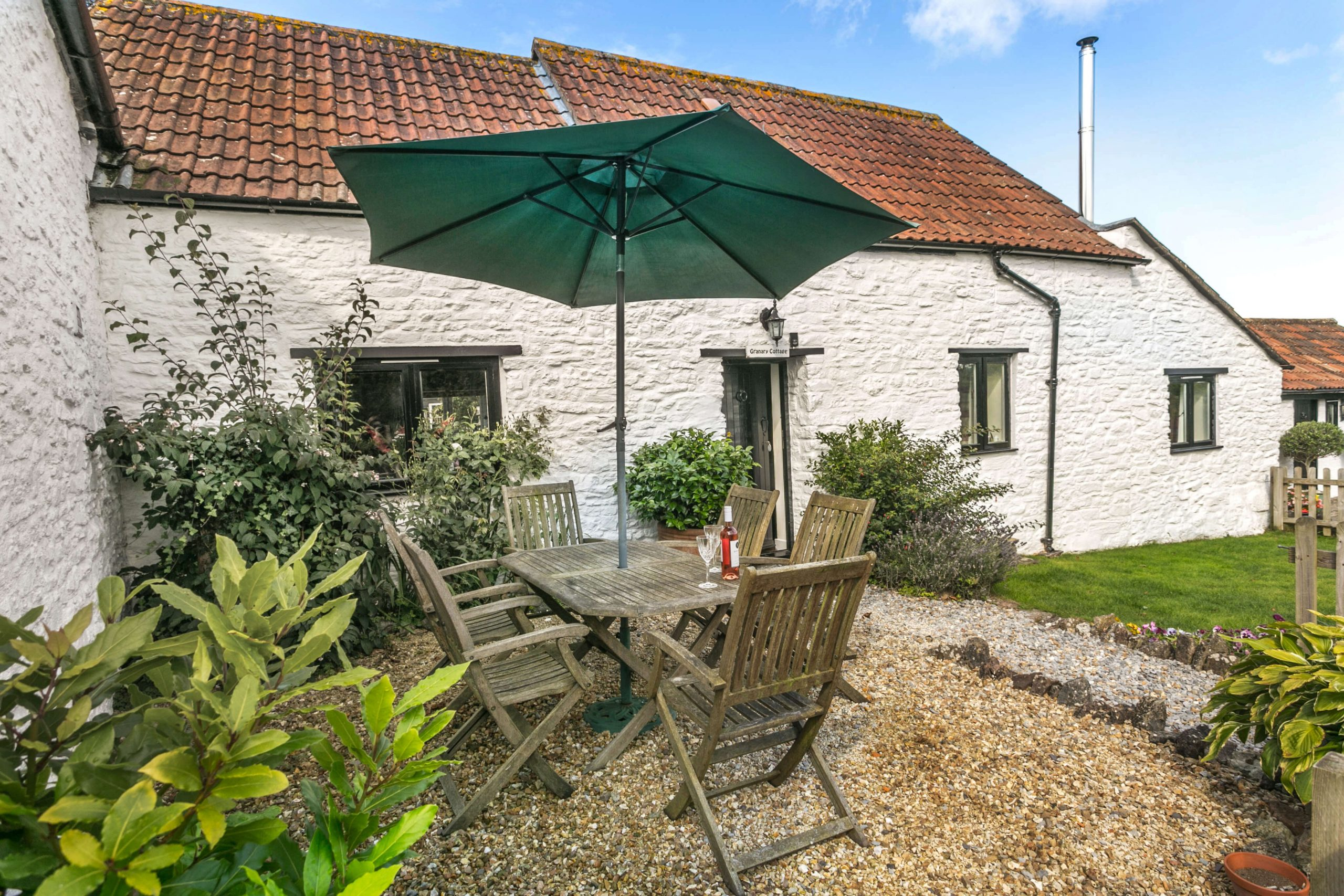 Granary Holiday Cottage Somerset